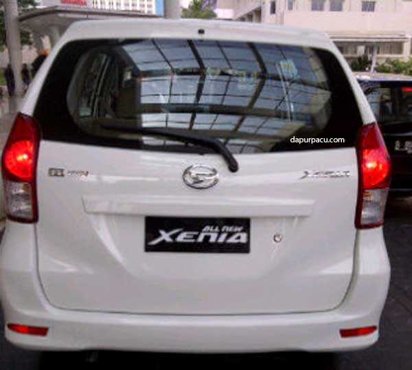 All New Xenia 2012