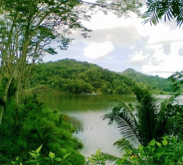 Waduk Sermo Yogyakarta