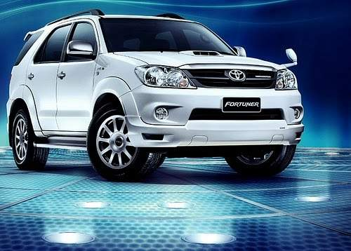 fortuner styling