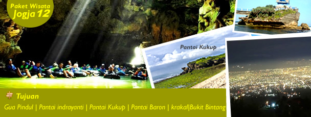 paket wisata joja murah Gua Pindul