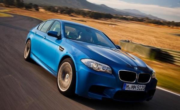 BMW M5 2013 rental mobil yogyakarta