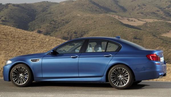 new BMW M5 rental mobil yogyakarta