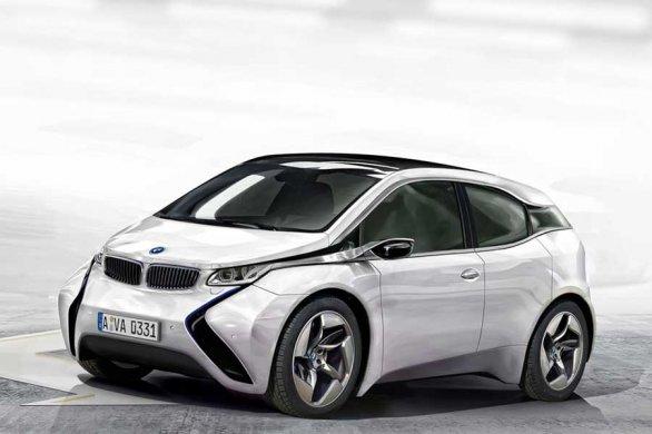 BMW i3 1 rental mobil yogyakarta