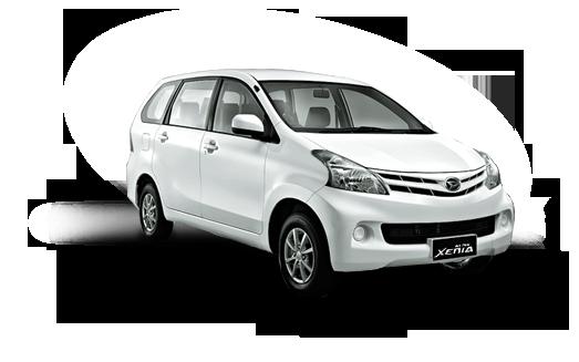 Daihatsu All New Xenia rental mobil yogyakarta