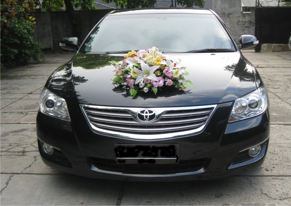 Toyota ALL NEW CAMRY sewa mobil pengantin rental mobil yogyakarta