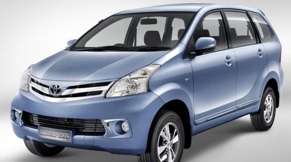 Toyota All New Avanza rental mobil yogyakarta