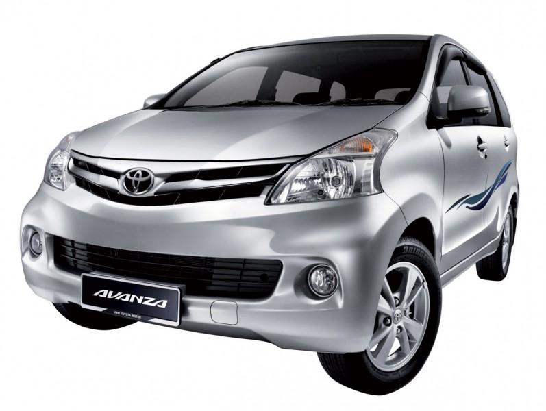 Toyota All New Avanza JASA RENTAL MOBIL JOGJA MURAH