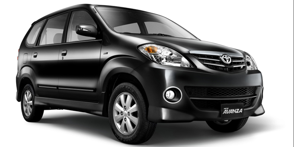 Toyota Avanza 2 sewa mobil yogyakarta