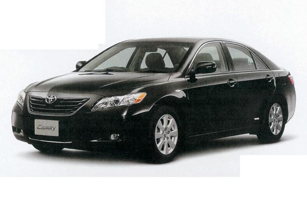 Toyota Camry JASA SEWA MOBIL YOGYAKARTA