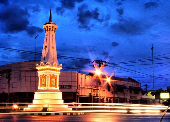 Tugu Paket Wisata Yogyakarta murah