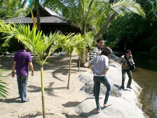 Desa Wisata Kembangarum rental mobil murah di yogyakarta