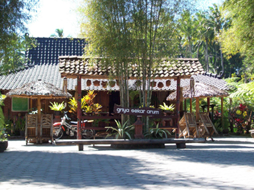 Desa Wisata Kembangarum sewa mobil yogyakarta