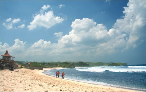 wisata pantai krakal yogyakarta