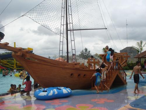 Grand Puri Water Park Yogyakarta