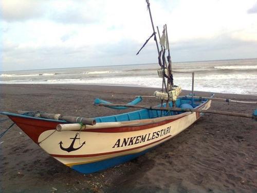 Pantai Congot Jogja