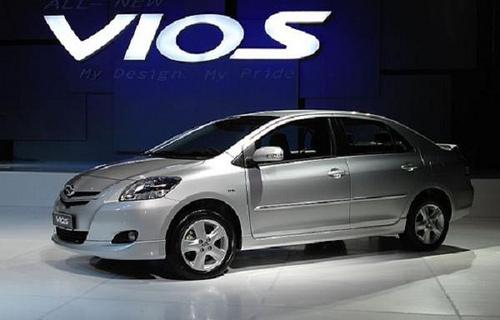 Mobil Toyota Vios Terbaru 2012 rental mobil jogja