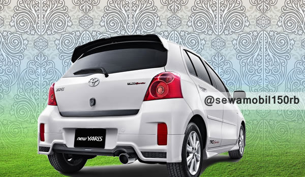 Sewa Yaris Jogja Toyota Trd 2019 Manual Matic