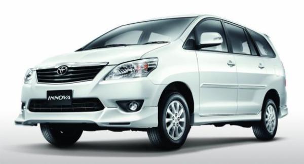 rental Mobil Innova Yogyakarta