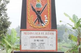 Monumen Tentara Pelajar Palagan