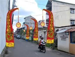 Kampung Pecinan Jogja