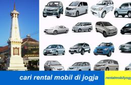 Cari Rental Mobil Di Jogja Murah
