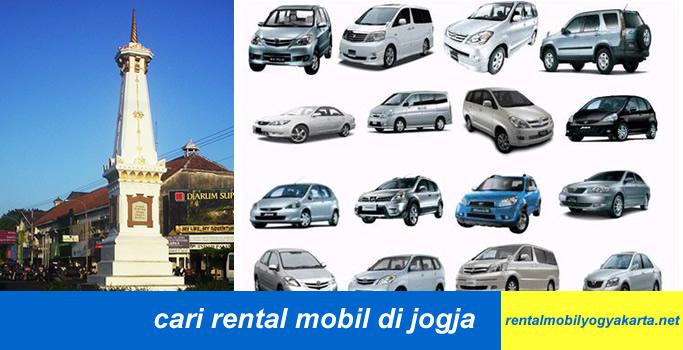 Cari Rental Mobil di Jogja