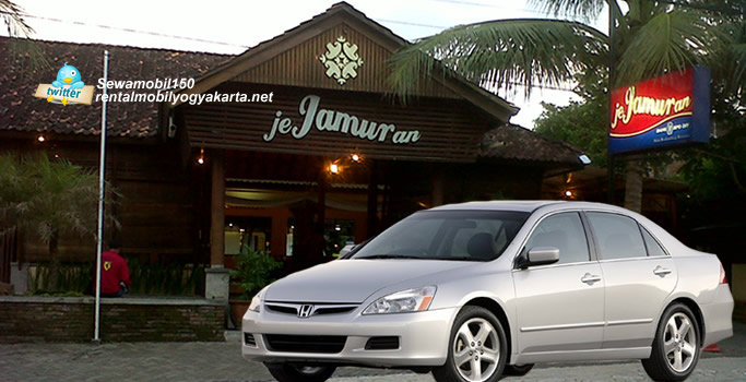 Sewa Honda Accord Jogja