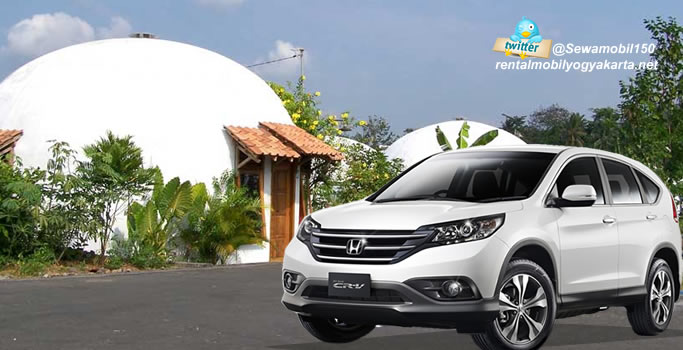Sewa All New CRV Jogja
