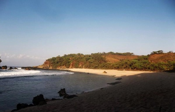 Pantai Jungwok Daftar Tempat Wisata Gunung Kidul