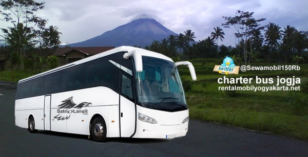 Bus Pariwisata Area Jogja