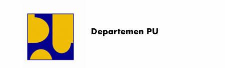 8 Maret 2014 : Departemen PU Departemen PU