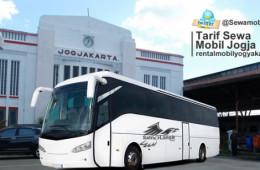 Bus Pariwisata Di Jogja Sleman Bantul Gunung Kidul Wates