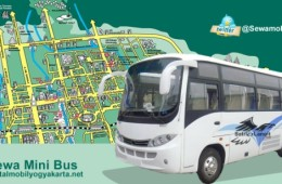 Info Bus Pariwisata Jogja Terbaru