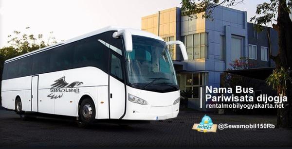PO Bus Wisata Jogjakarta