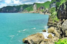Pantai Kesirat Gunung Kidul Surganya Para Pemancing di Wonosari