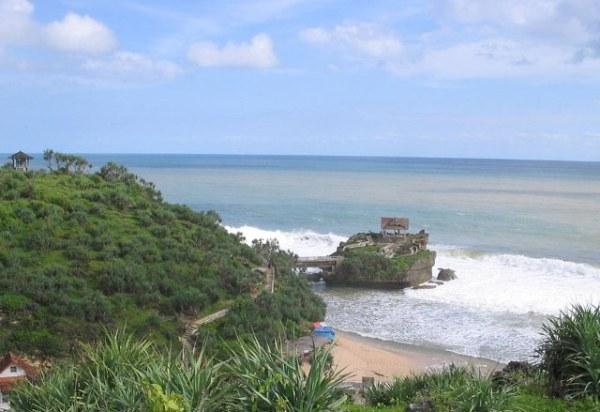 Pantai Kukup Wonosari