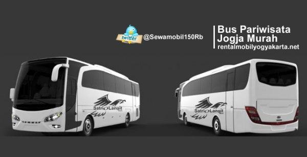 Rental Bus Pariwisata Jogja