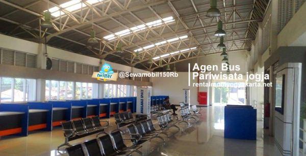 Rental Bus Yogyakarta