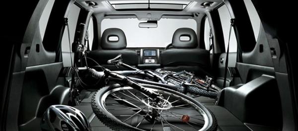 Rental Mobil Nissan X-Trail Jogja