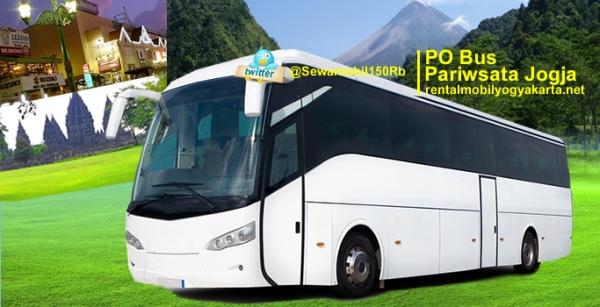 Sewa Bus Pariwisata Jogjakarta