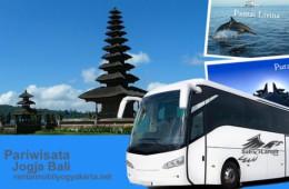 Tarif Bus Wisata Jogja ke Dieng Semarang Jakarta Bandung
