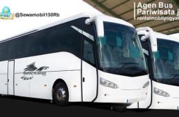 Tarif Sewa Bus Jogja Terbaru 2015