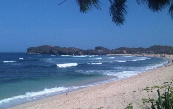 Wisata Pantai Baron Krakal Kukup