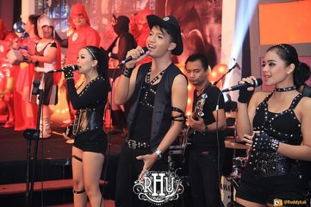 21 Februari 2014 : RHU Band