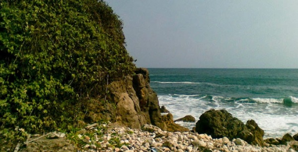 Alamat Pantai Grigak