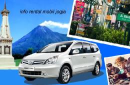 Info Rental Mobil Jogja Terpercaya NO 1
