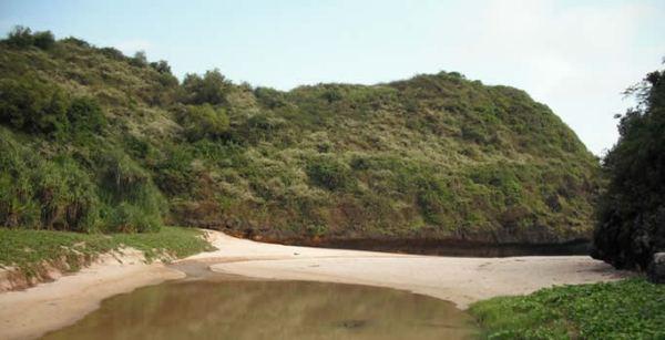 Pantai Baru Gunung Kidul