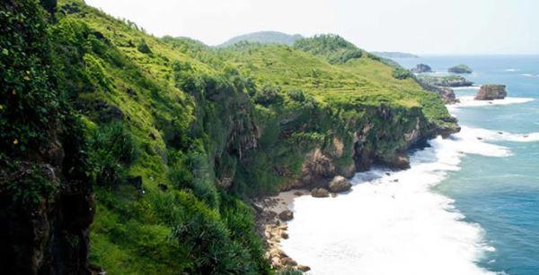 Pantai Gunung Kidul Yogyakarta