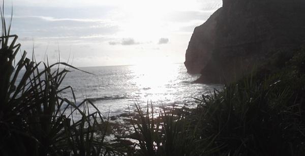 Pantai Karangtelu Yogyakarta