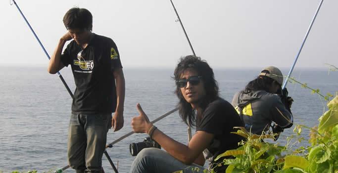 Pantai Kelosirat Yogyakarta